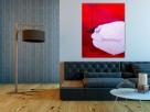 """Akryl na płótnie """"UKOJENIE"""" obraz 100x80 cm artystki A.Laube - 2"""