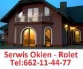 SERWIS OKIEN ROLET 662-11-44-77 NAPRAWY,REGULACJE,KONSERWACJ - 1
