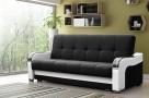 PROMOCJA wersalka kanapa sofa rozkładana drewno TANIO NOWOŚĆ - 4