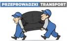 Przewóz bagaży, sprzętu AGD/RTV przeprowadzki.