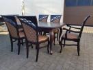 Krzesło tapicerowane do salonu jadalni restauracji Nowe - 3