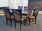 Krzesło tapicerowane do salonu jadalni restauracji Nowe - 1