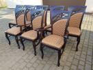 Krzesło tapicerowane do salonu jadalni restauracji Nowe - 4