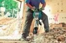 Skuwanie Glazury tynku betonu Wyburzanie Ścian, Rozbiórka - 4