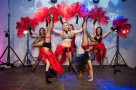 Tancerki katowice samba katowice kankan pokaz tańca katowice - 8