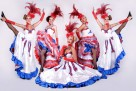 Tancerki katowice samba katowice kankan pokaz tańca katowice - 6