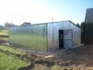 Garaż blaszany 3x4 ocynkowany garaże domek na działkę - 6