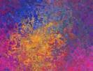 ABSTRAKCJA 16 obraz na w 100% bawełnianym płótnie 120x90cm