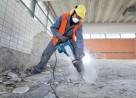 Rozbiórka, Wyburzanie Ścian Skuwanie Betonu Płytek, Kucie - 1
