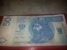Banknoty kolekcjonerskie 50zl - 5