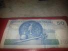 Banknoty kolekcjonerskie 50zl - 6