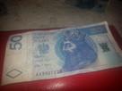 Banknoty kolekcjonerskie 50zl - 3