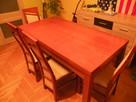 Stół i Krzesła - 1