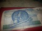 Banknoty kolekcjonerskie 50zl - 4