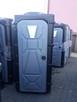 Toaleta przenośna n działkę budowę nie TOJ TOJ - 2