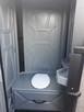 Toaleta przenośna n działkę budowę nie TOJ TOJ - 3