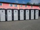 Toaleta przenośna n działkę budowę nie TOJ TOJ - 5
