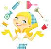 Poszukuję zleceń: Sprzątanie-Utrzymanie czystości