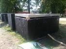 Piwniczka zbiorniki szamba betonowe Szambo szczelne