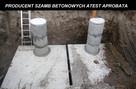 Producent szamba betonowe zbiorniki szambo piwniczka 12m3