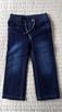 Spodnie jeansy ocieplane chłopięce 92 Lupilu nowe tanio - 1