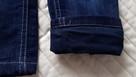 Spodnie jeansy ocieplane chłopięce 92 Lupilu nowe tanio - 3