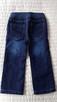 Spodnie jeansy ocieplane chłopięce 92 Lupilu nowe tanio - 2
