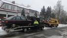 Tanie holowanie Autolaweta transport auto laweta pomoc