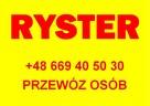 BUSY KLASY VIP! MIĘDZYNARODOWY PRZEWÓŻ OSÓB POLSKA-HOLANDIA - 1