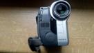 Kamera BC 14E z wyposażeniem i wodoodporną torbą