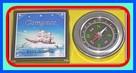 JB Kieszonkowy Metalowy Kompas (Busola) - Ø60mm