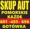 Skup Aut za Gotówkę! 601485696 Starogard Gdański, Skarszewy