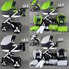 Wózek Dziecięcy Lameiro 3w1 Babeboss Wózki Dziecięce - 2
