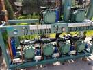 Używany agregat chłodniczy zespół sprężarkowy Bitzer - 3