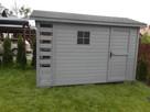 Domek ogrodowy , narzędziowy 4 na 2 m