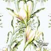 Materiał drukowany na zamówienie - Ornament kwiatowy seria 3 - 3
