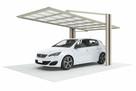 Wiata garażowa Aluminiowa MyPort 5,0x2,7,Carport, Wiata - 2