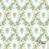 Materiał drukowany na zamówienie - Ornament kwiatowy seria 3 - 2