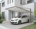 Wiata garażowa Aluminiowa MyPort 5,0x2,7,Carport, Wiata - 1