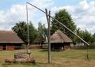 Ukraina.Oddamy stare drewniane budynki do rozbioru, ranczaPGR