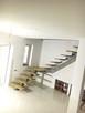 Schody wewnętrzne metalowe - stalowe || loftowe, industrial - 4