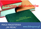 warsztaty dla studentów