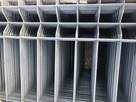 Panel ogrodzeniowy ocynkowany malowany 3D fi 5,0 - 2