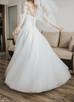 Suknia ślubna, rozmiar S/ XS - 3