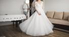 Suknia ślubna, rozmiar S/ XS - 4