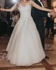 Suknia ślubna, rozmiar S/ XS - 5