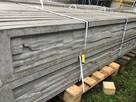Panel ogrodzeniowy ocynkowany malowany 3D fi 5,0 - 4