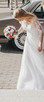 Suknia ślubna, rozmiar S/ XS - 1