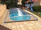 Zadaszenie BASENOWE SMART 1090x420x90 basenstudio.pl - 1