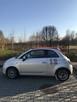 Fiat 500 C Kabriolet Benzyna/LPG - 4